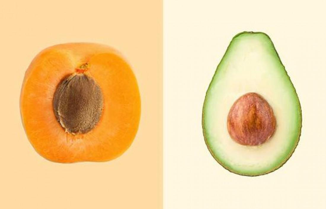 Маска для лица с авокадо и абрикосом
