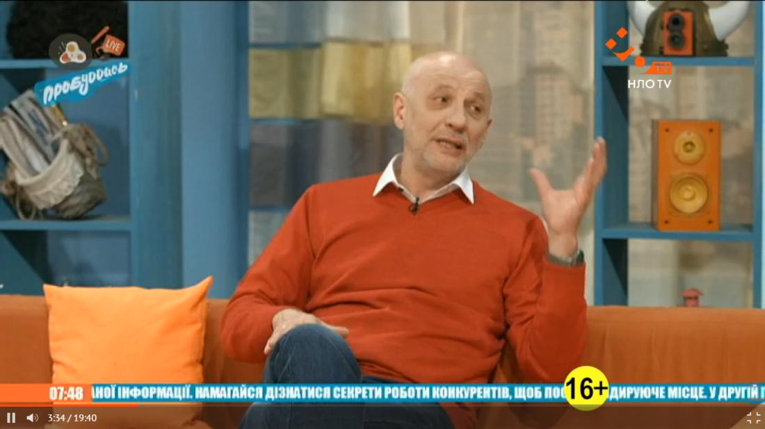 Хирург, кандидат медицинских наук Виктор Сидоренко
