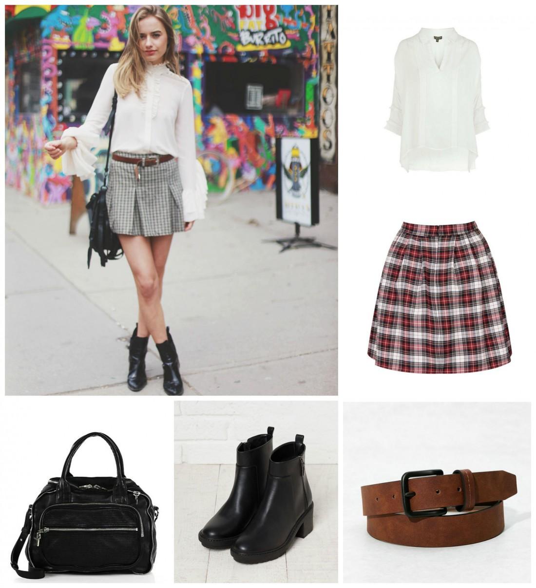 Как одеться на 1 сентября: Соня Есьман