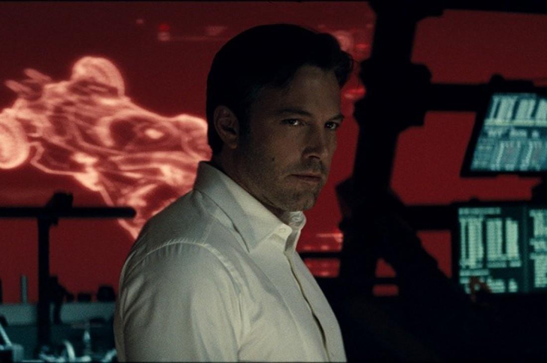 Бен Аффлек в фильме Бэтмен против Супермена: На заре справедливости