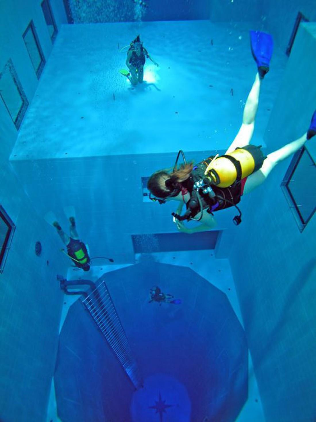 Центр рекреационного подводного плавания