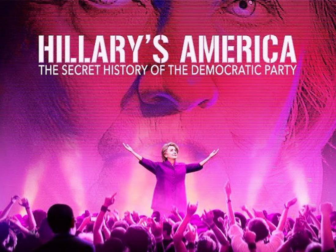 Худшим фильмом была признана документальная кинокартина Америка Хиллари