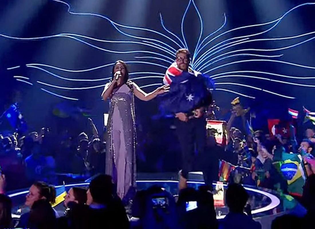 Евровидение 2017: высупление Джамалы