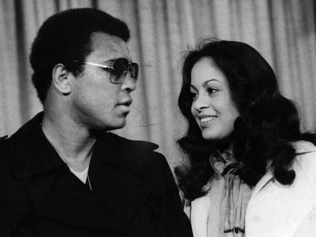 Мохаммед Али с третьей женой