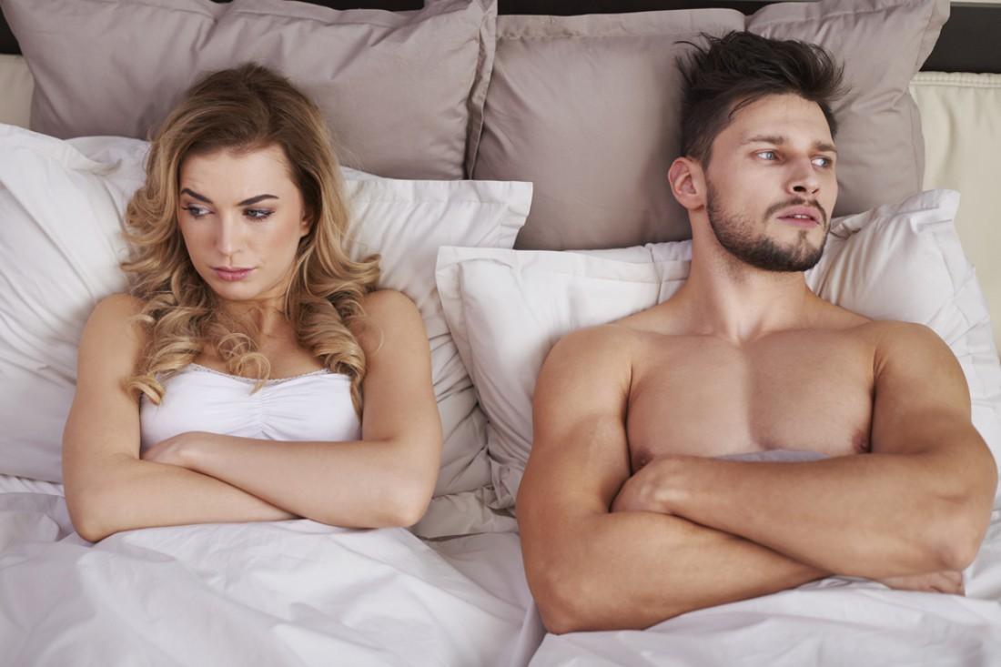 Почему мужчины отказываются от секса