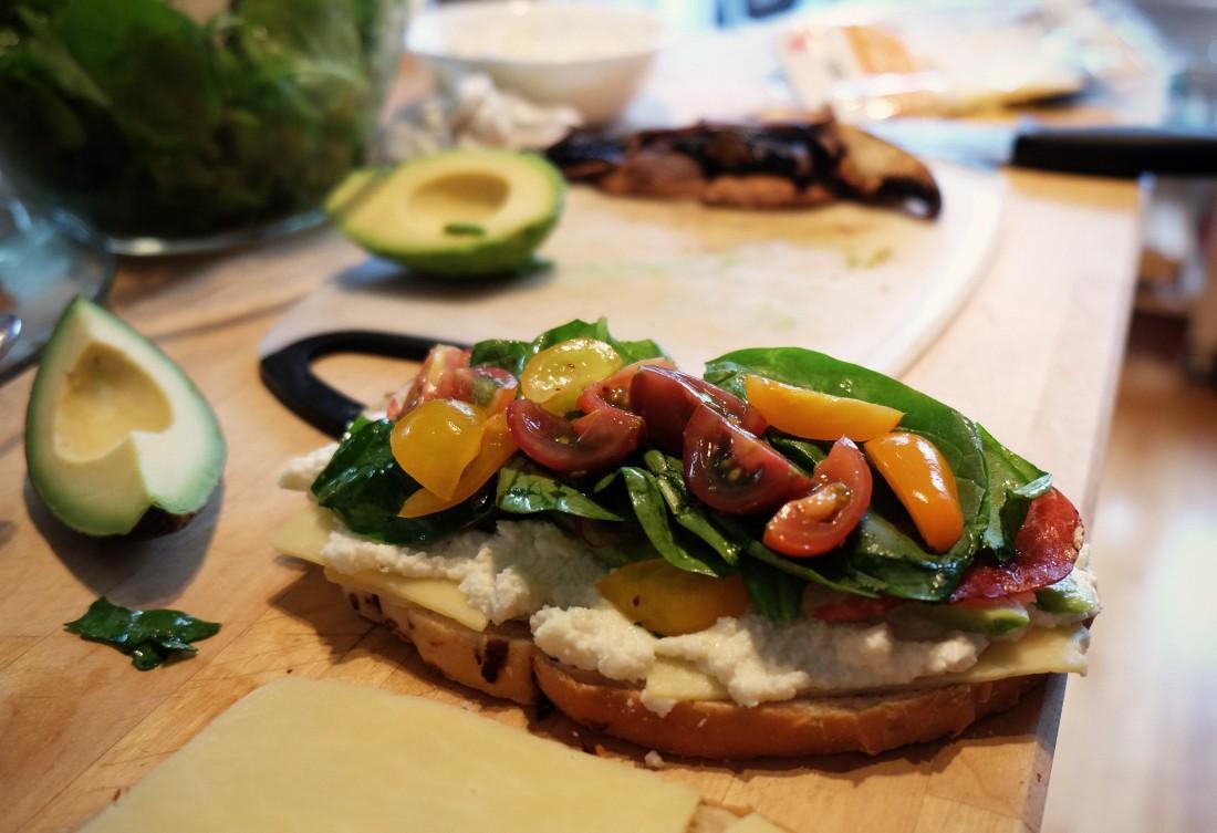 Пять главных правил полезного бутерброда