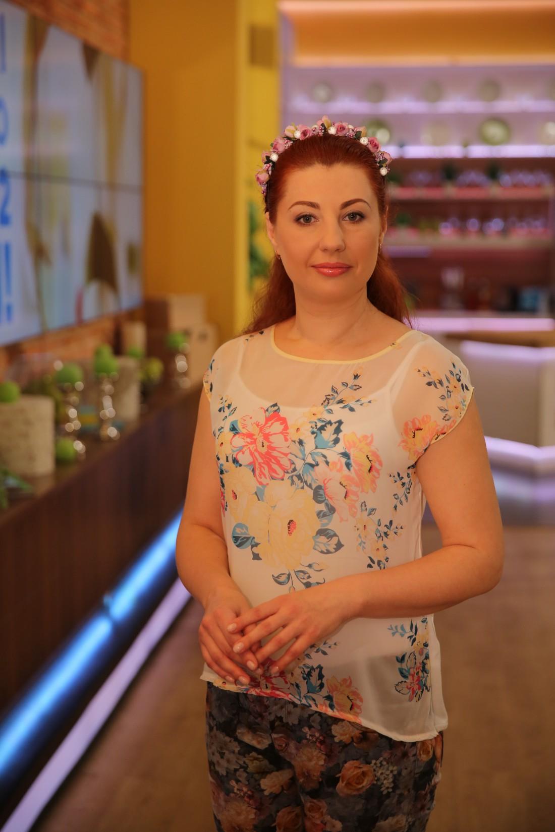 Косметолог Ольга Метельская