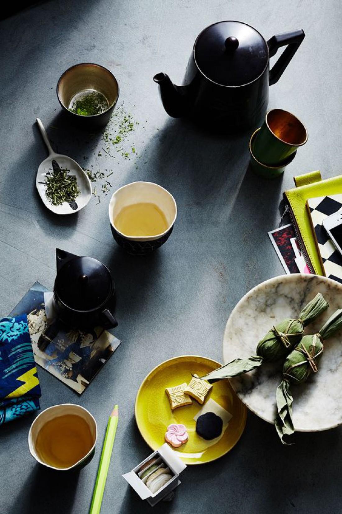 зеленый чай для похудения отзывы