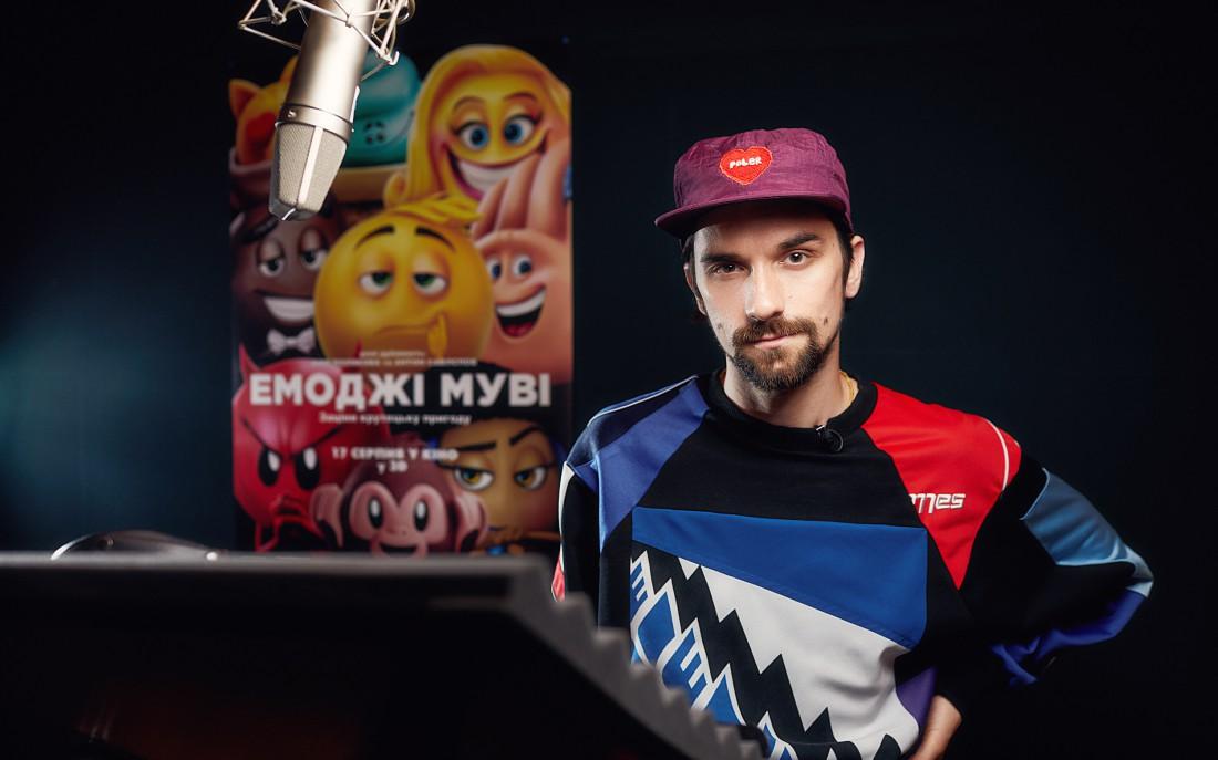 Солист группы АГОНЬ Антон Савлепов