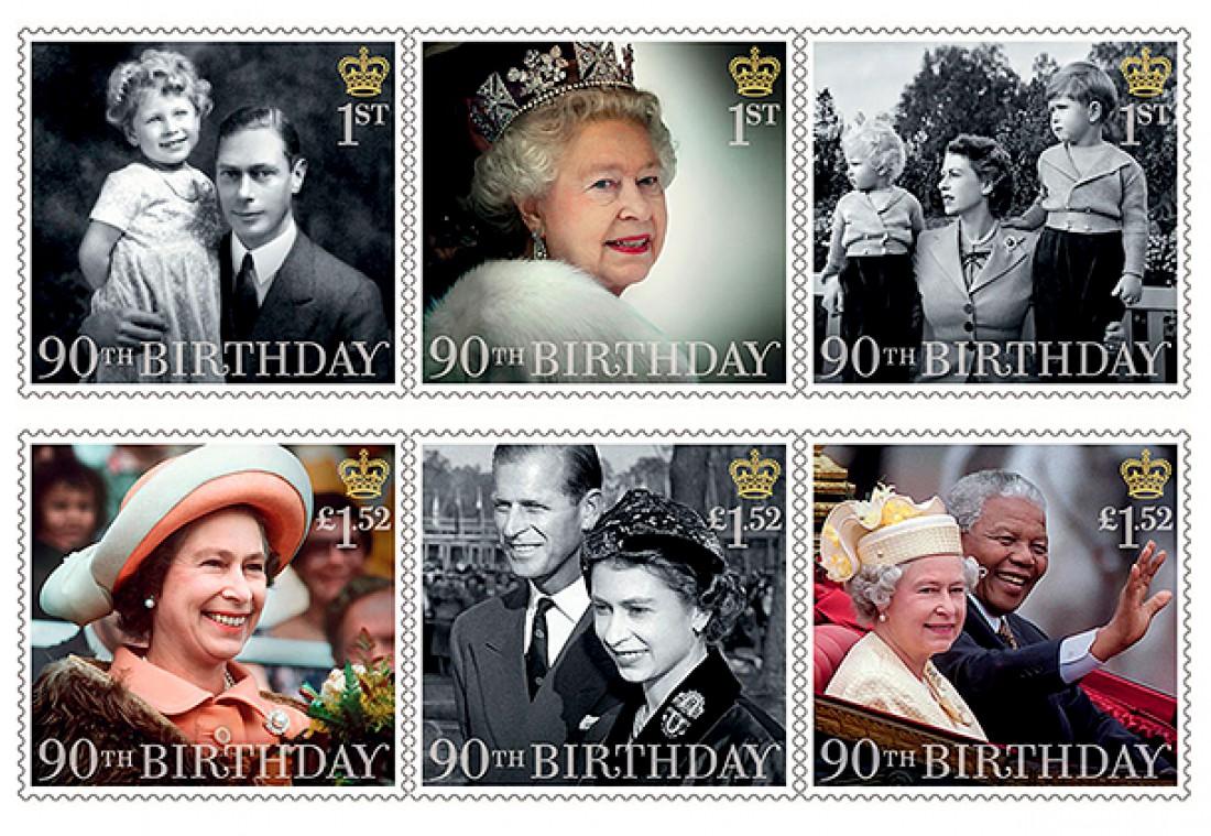 Елизавета II – королева Англии