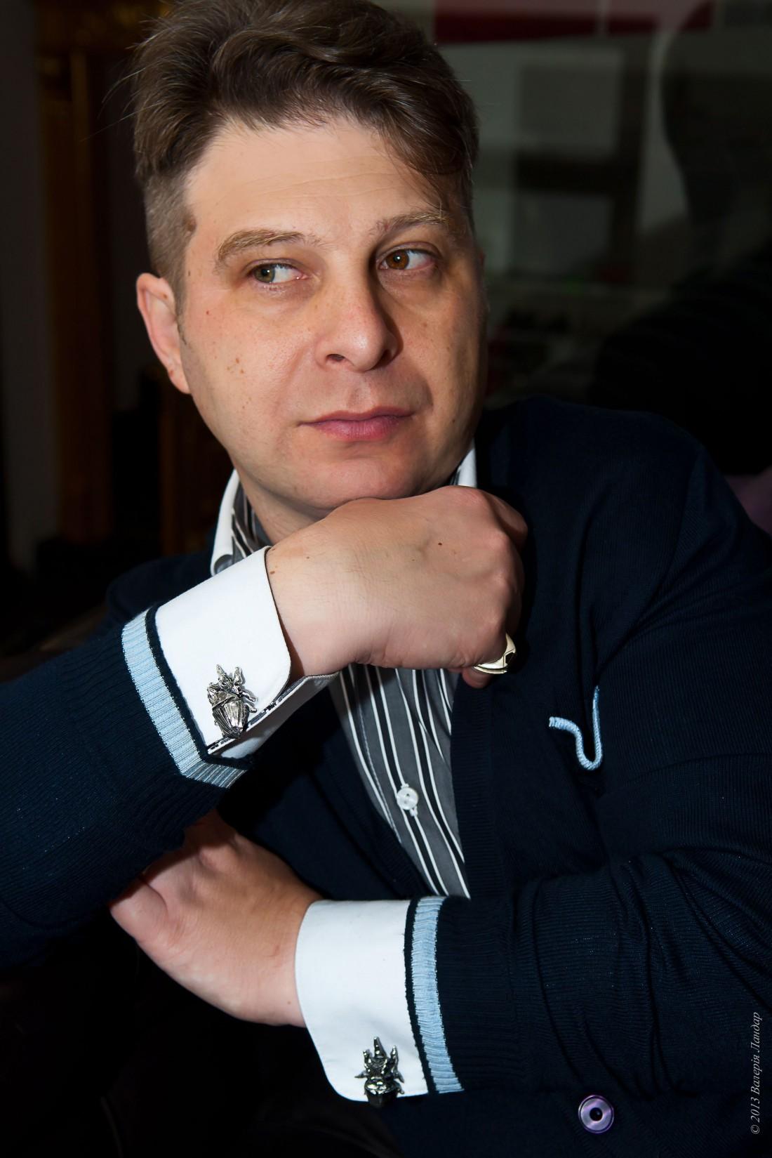 Украинский дизайнер Гоша Альтшулер