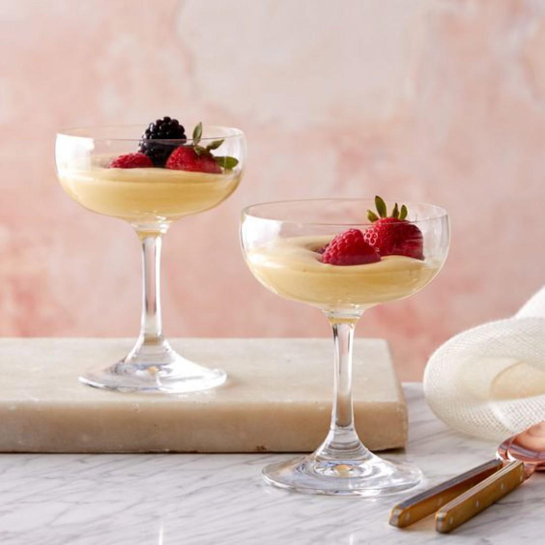 Что приготовить из оставшихся желтков: Крем-десерт Сабайон