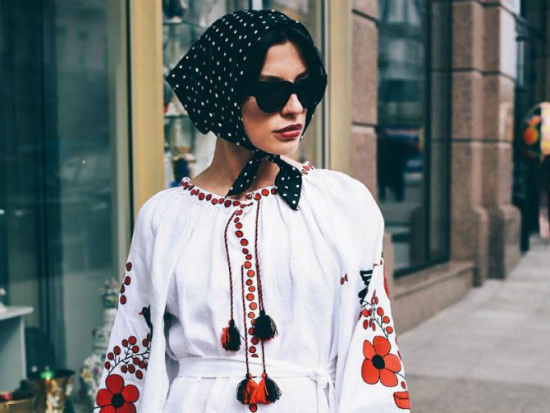 С чем носить вышиванку: ТОП-3 стильные идеи