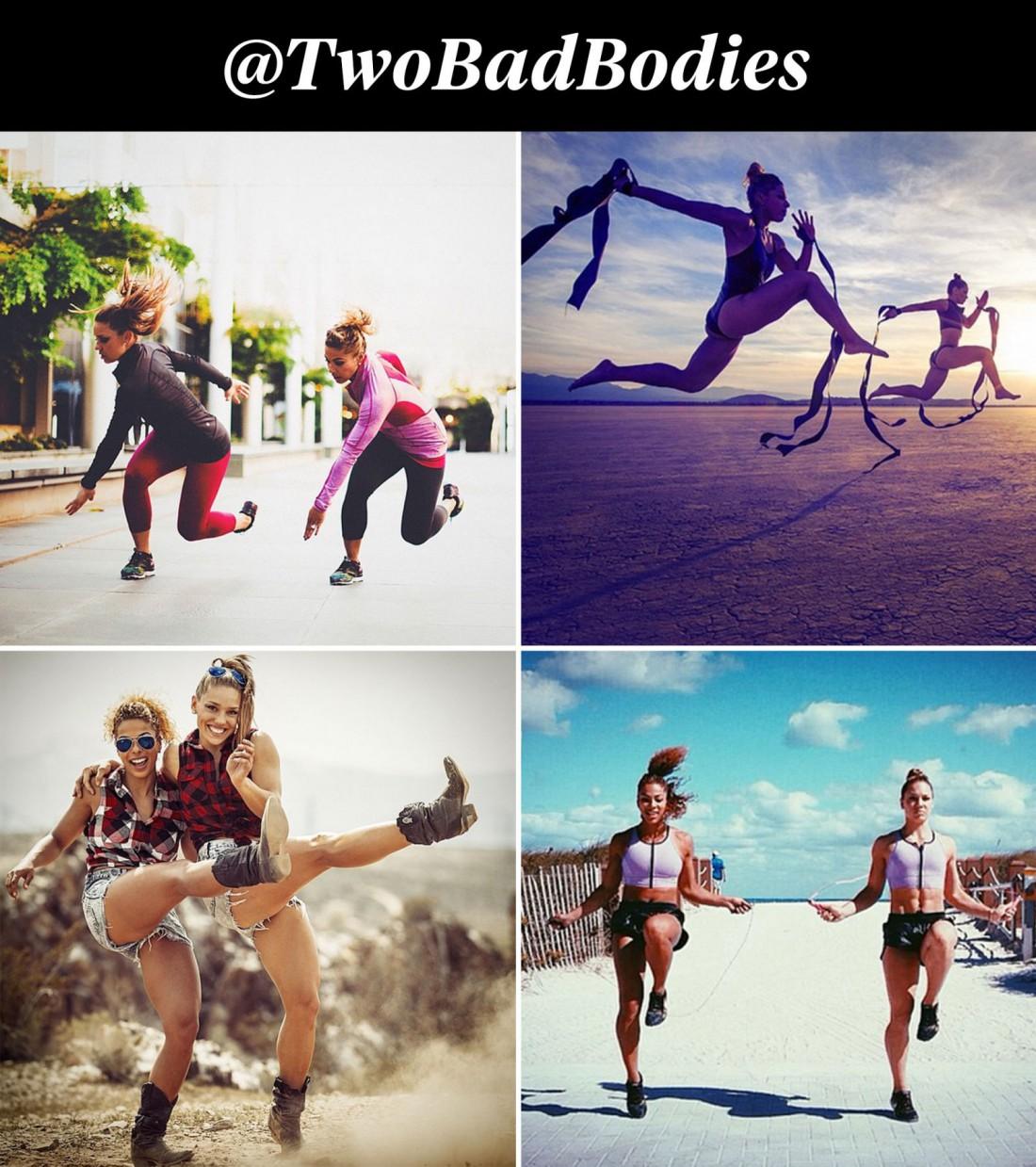 Instagram – настоящий источник вдохновения для занятий спортом