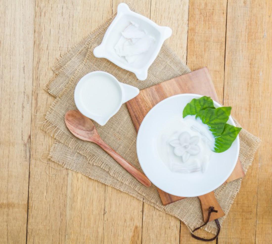 Кокосовое масло содержат вещества, полезные для похудения