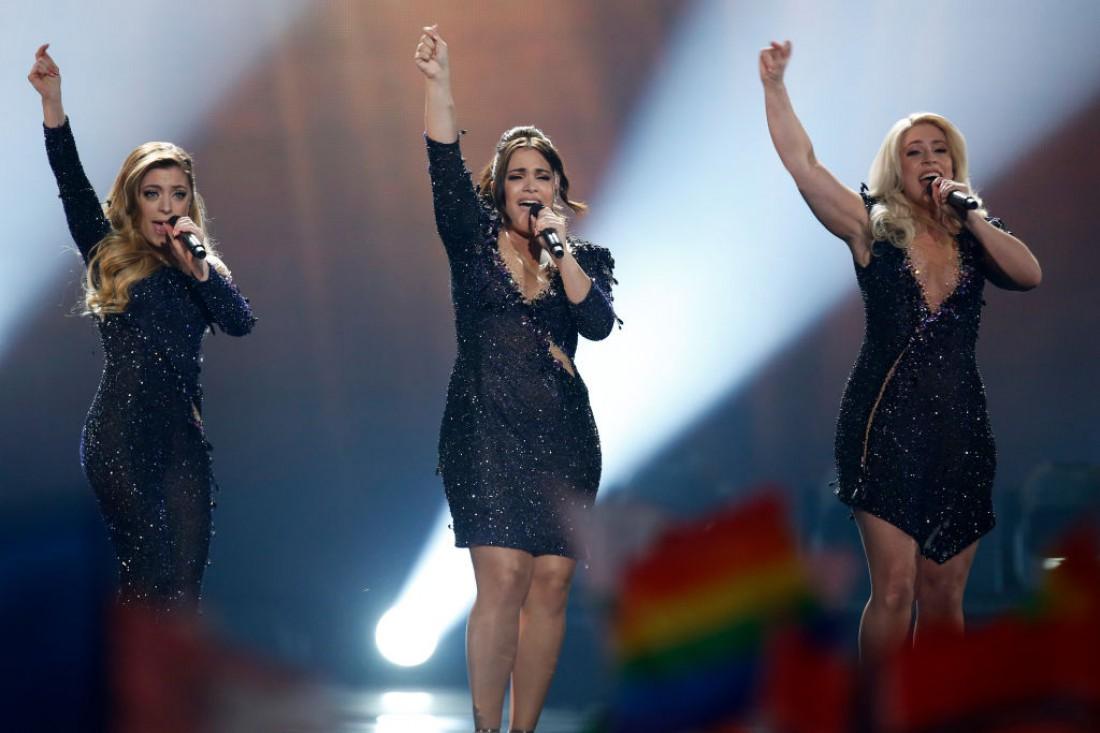 Финал Евровидения 2017: Нидерланды – TOG3NE