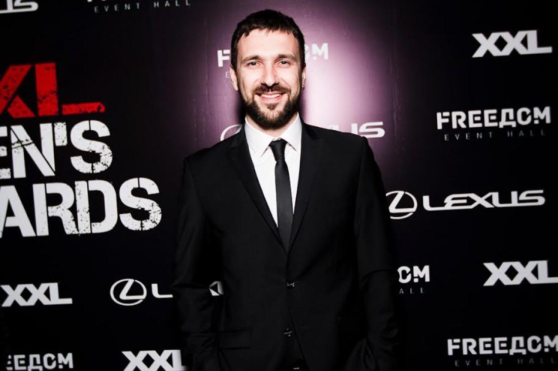 Леонид Колосовский на XXL Men's Awards