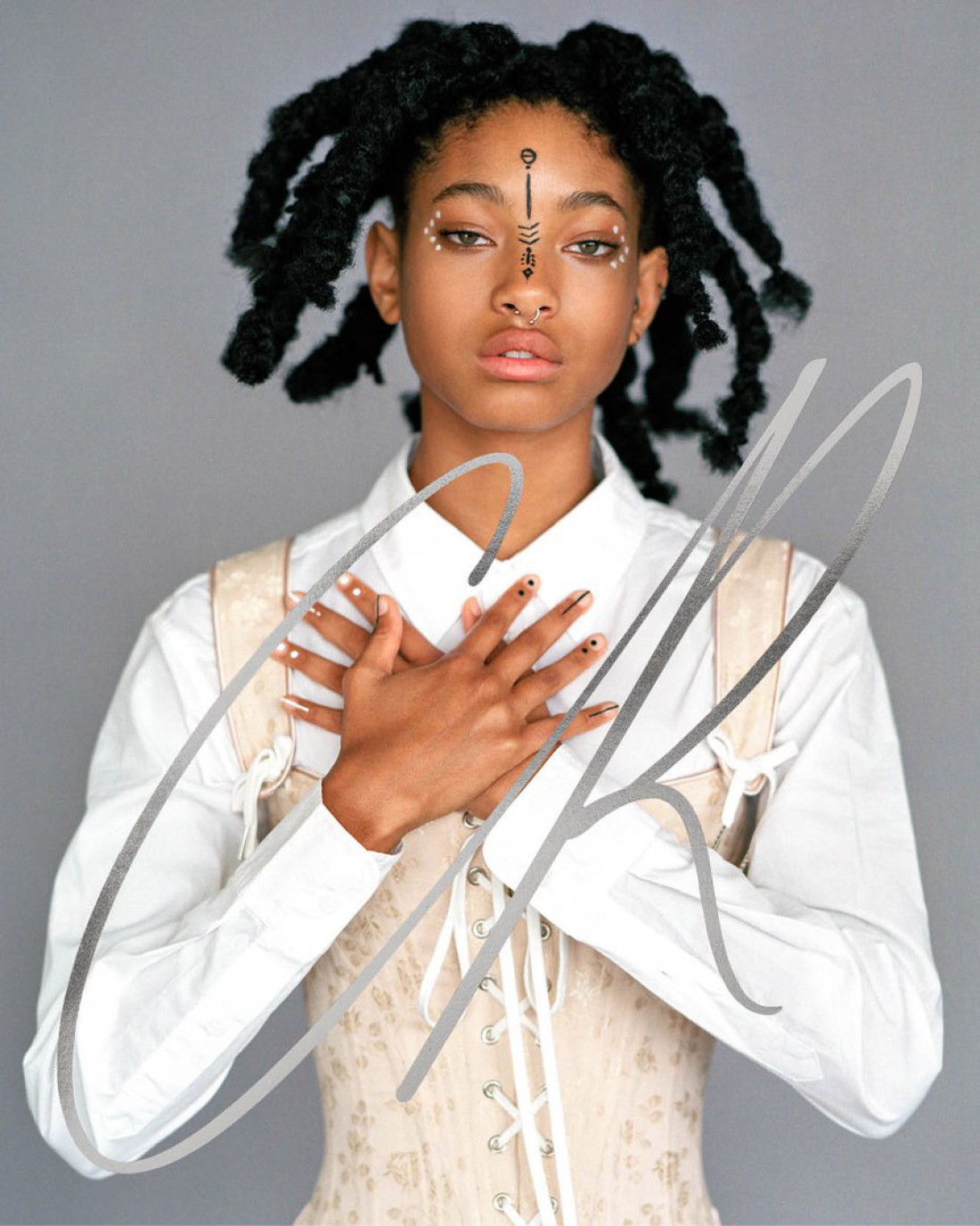 Уиллоу Смит в издании CR Fashion Book