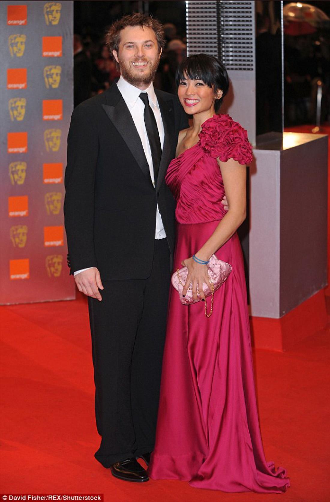 Данкан с женой