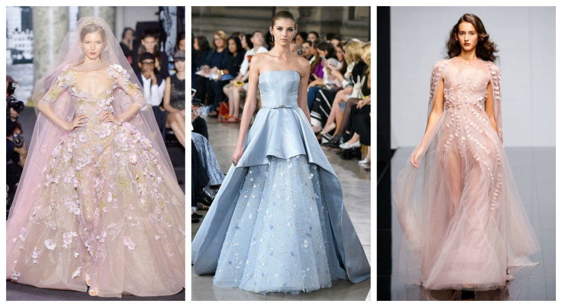 Лучшие свадебные платья 2016