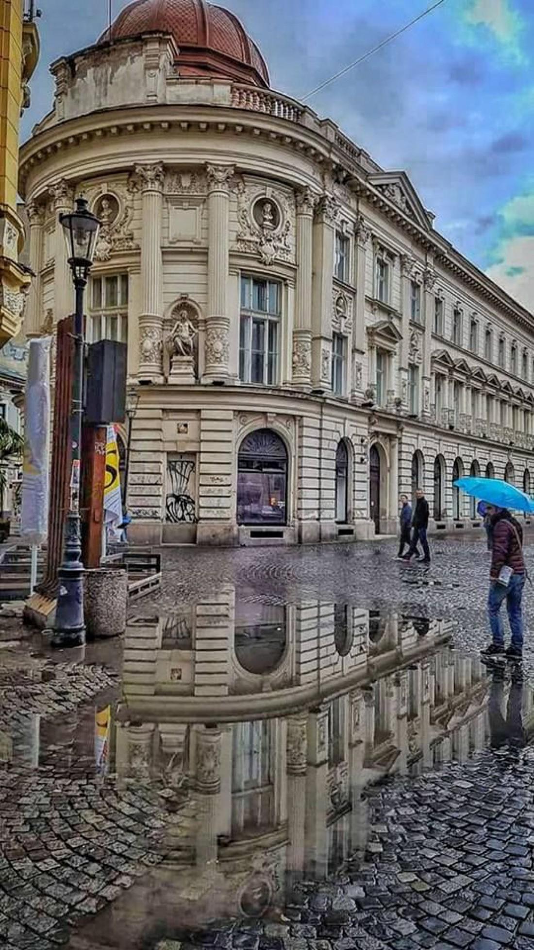Величественный Бухарест
