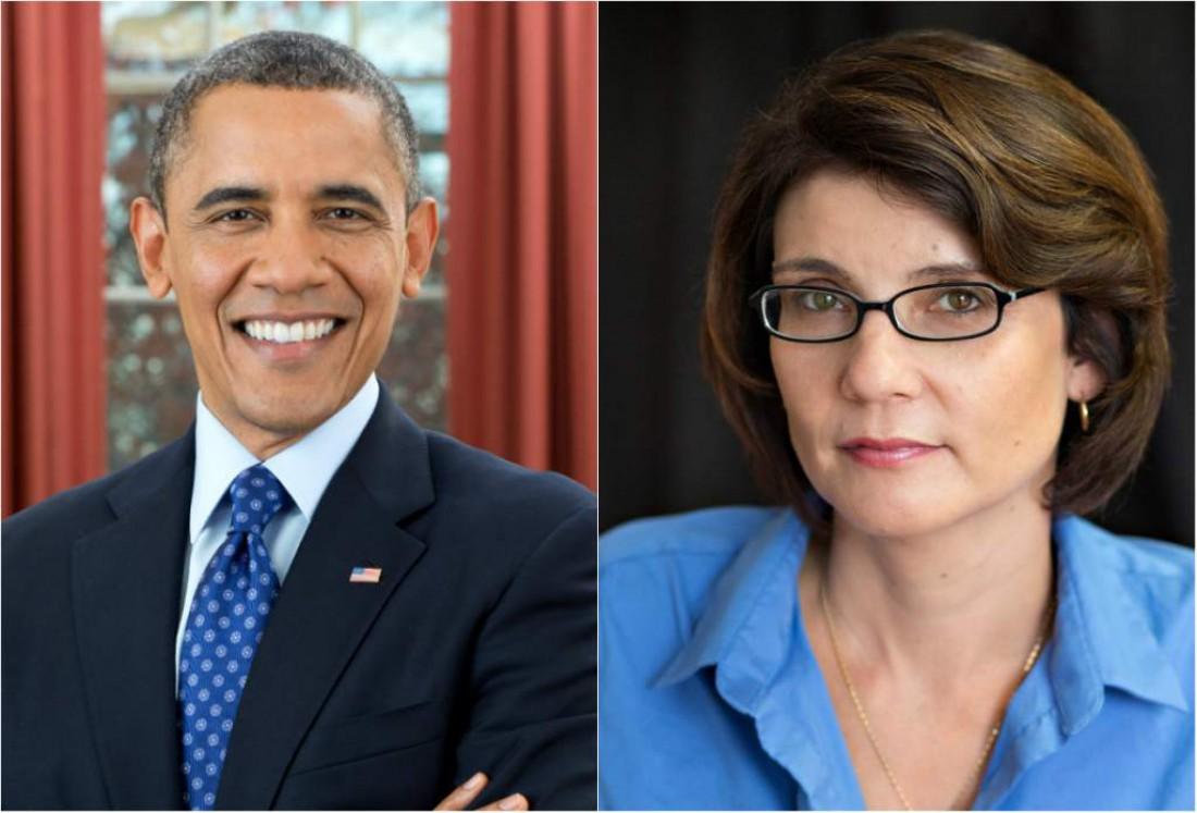 Барак Обама, Шейла Мийоши Джагер