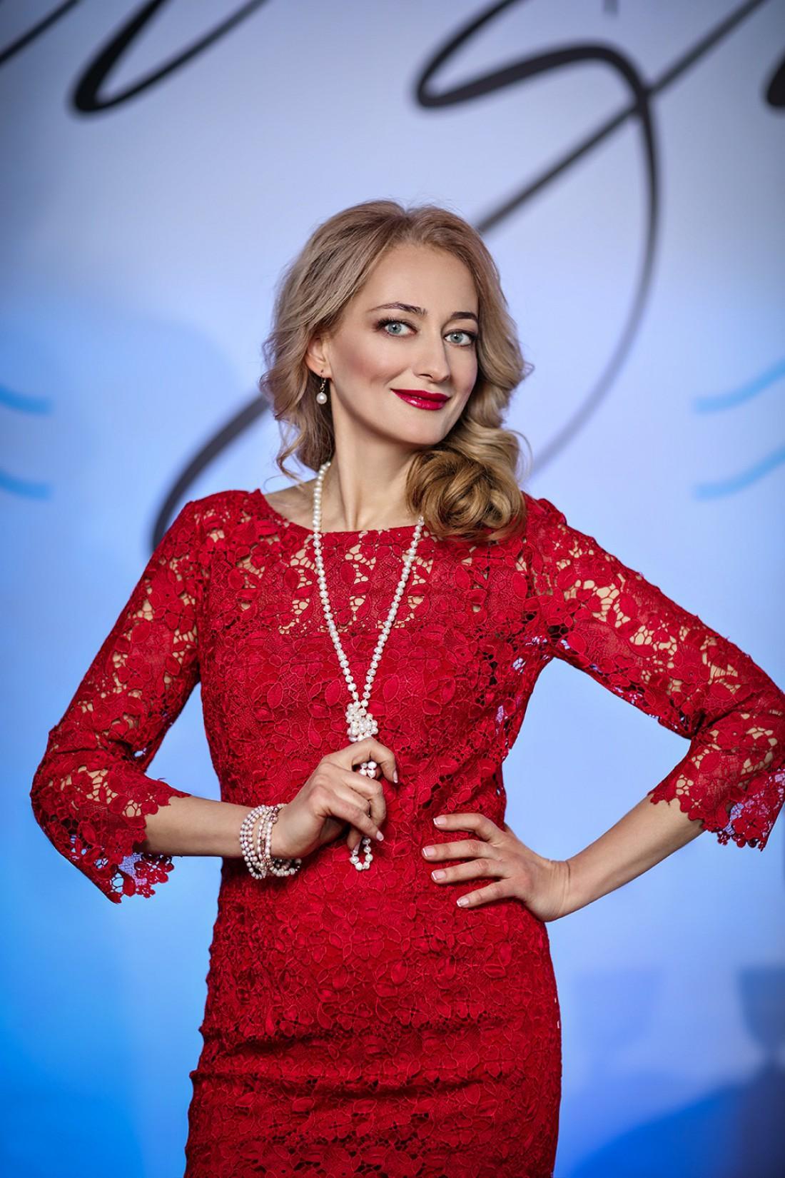 Лилия Олейник – основатель сети здорового кафе питания I Live Cafe