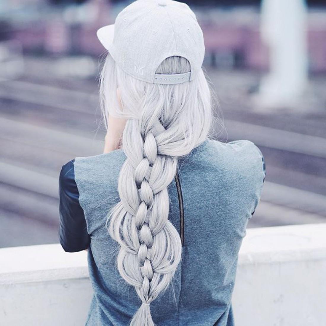 Вариантов кос бывает множество – смотри и вдохновляйся!