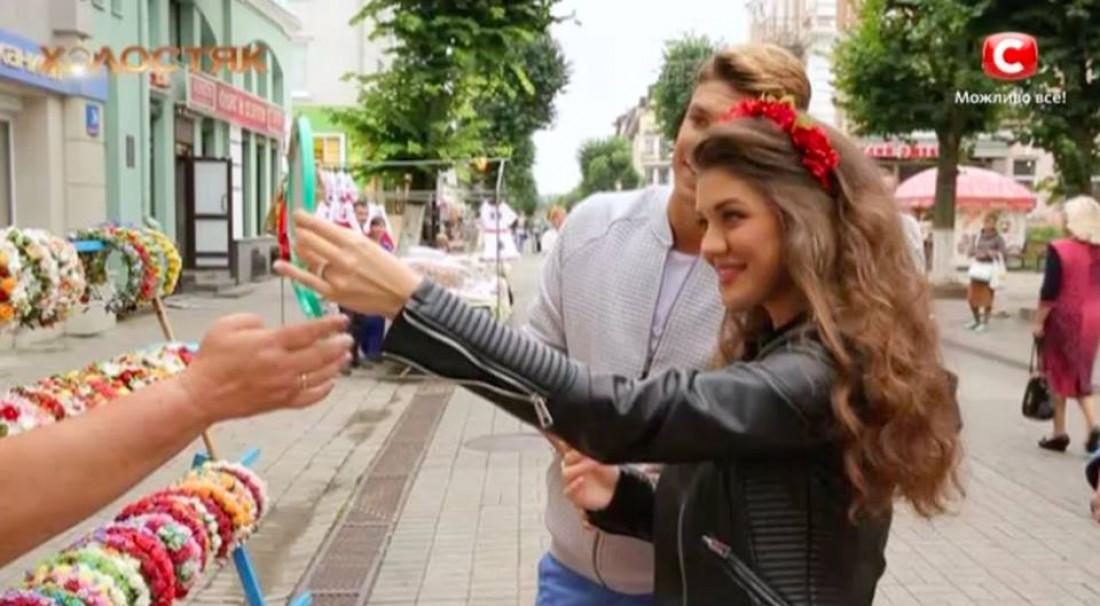 Холостяк 7 сезон второй выпуск: Дмитрий и Алена