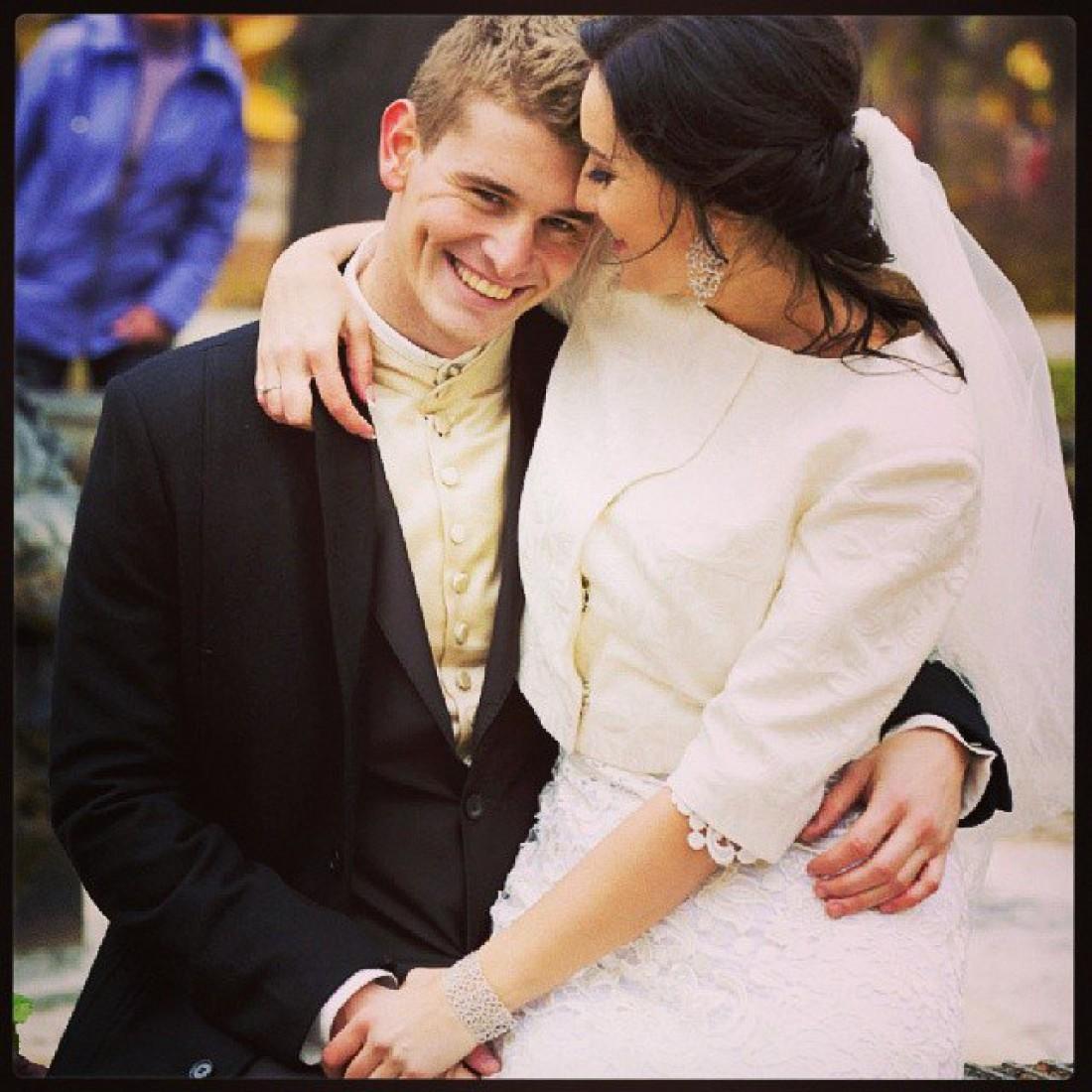 Свадьба пары