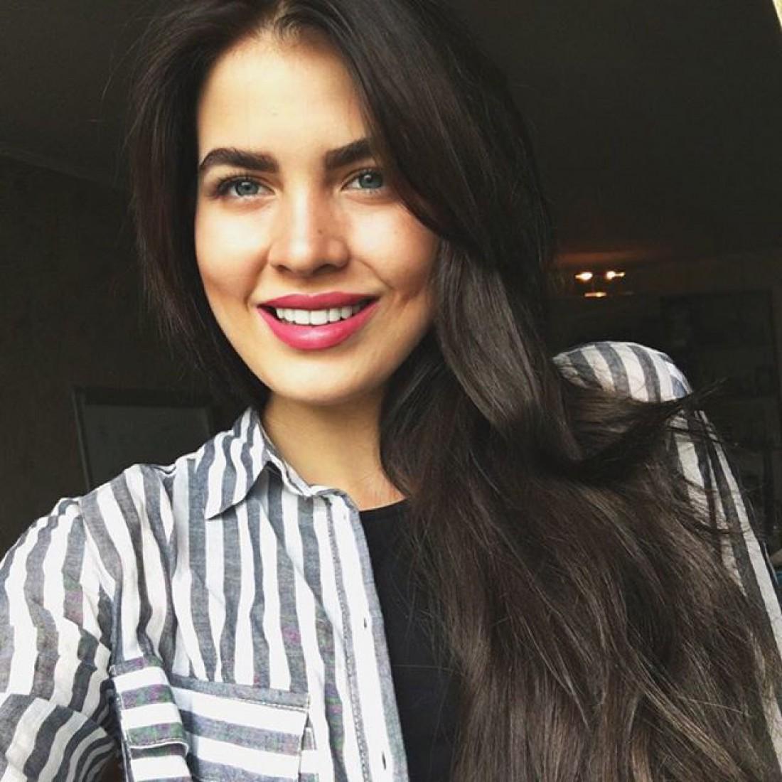 Мисс Украина Вселенная 2016 – победительница Алена Сподынюк