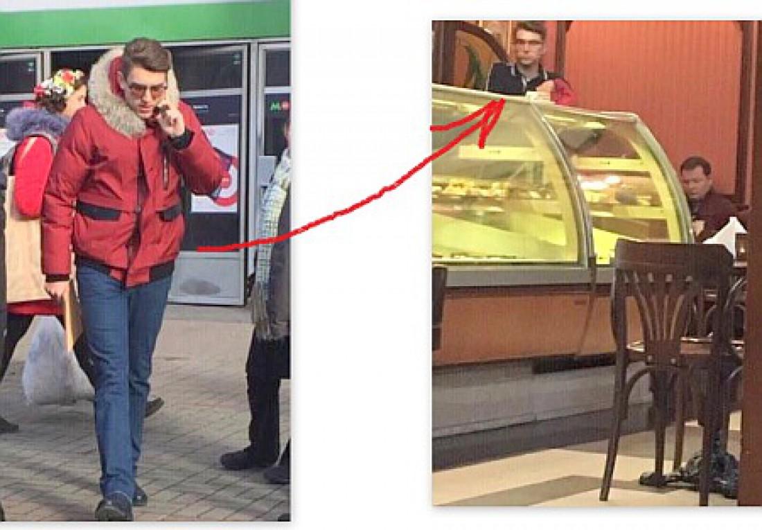 Даниэль Лайс и Олег Ляшко в Киеве