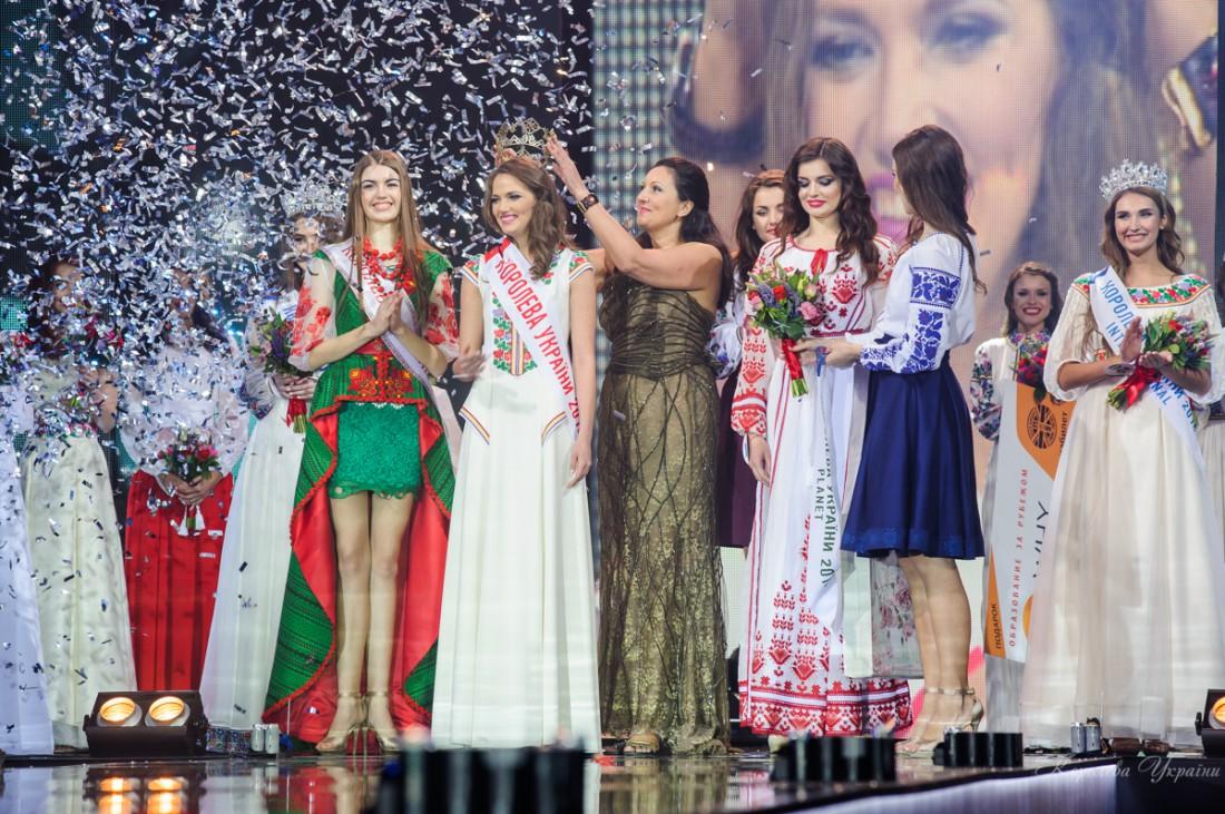 Королева Украины 2016: Стало известно имя победительницы
