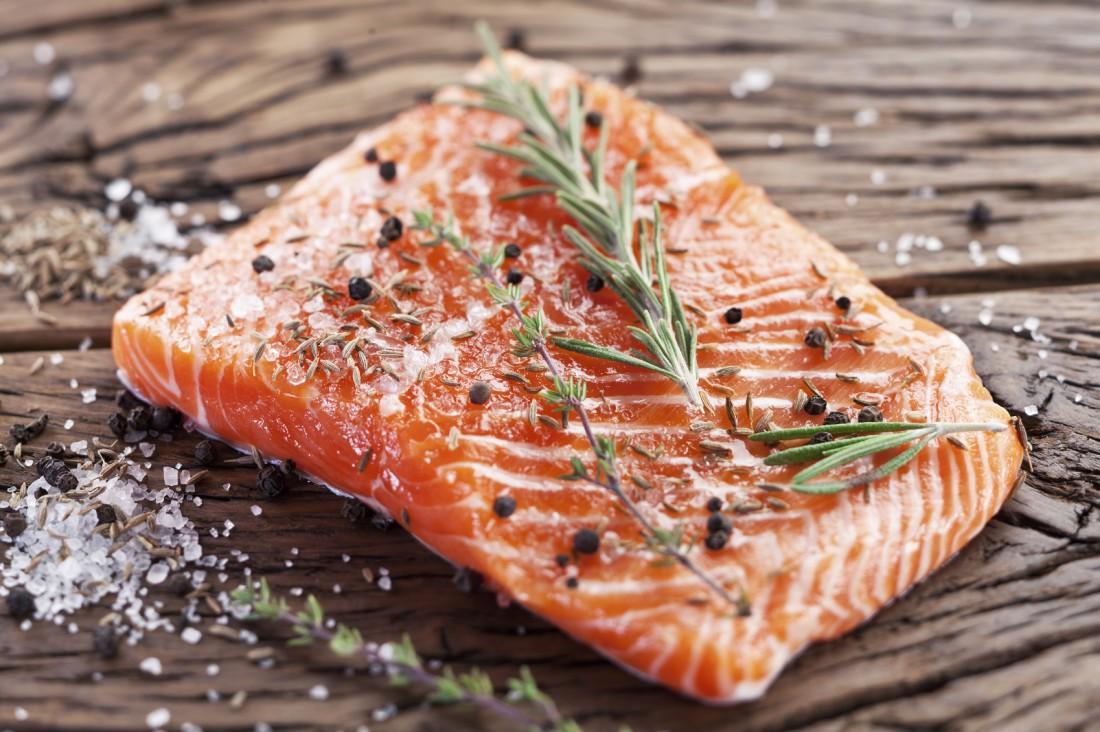 Наибольшее количество Омега-3 содержится в рыбе
