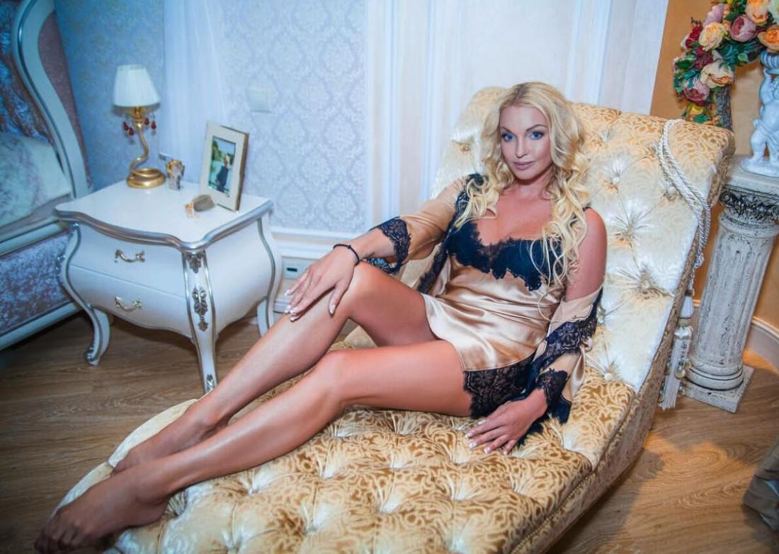 Анастасия Волочкова была пассажиркой разбившегося вКрыму вертолета