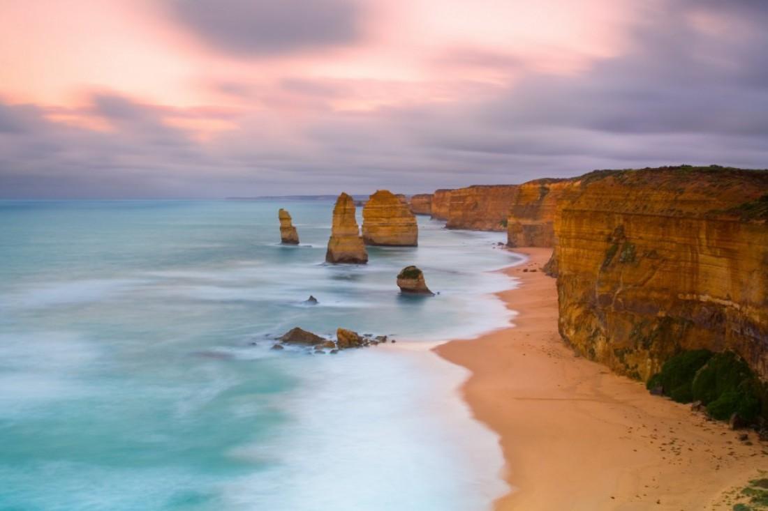 Cкалы Двенадцать апостолов, Австралия