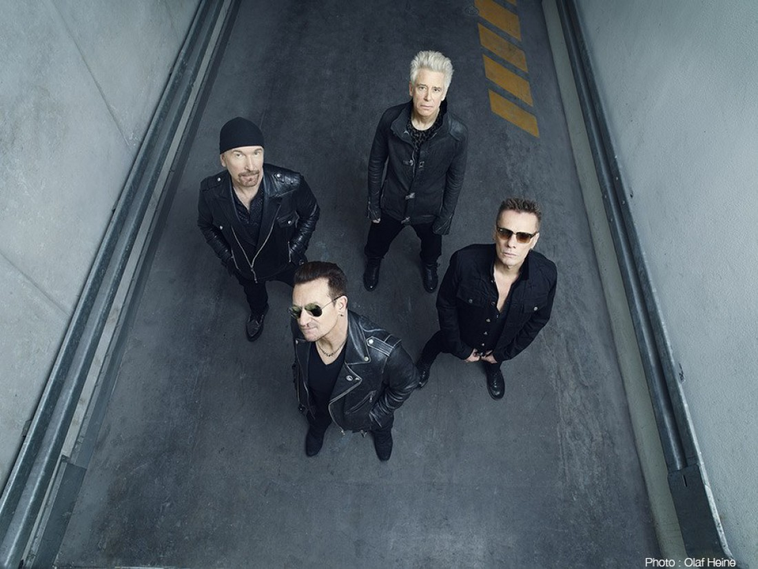 Ирландаская группа U2