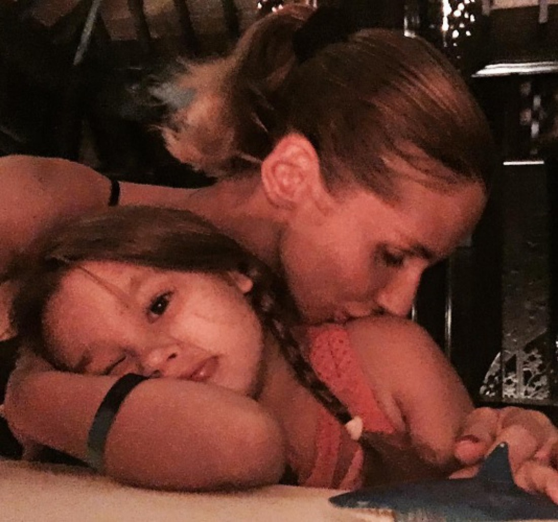 LOBODA и ее дочь Ева