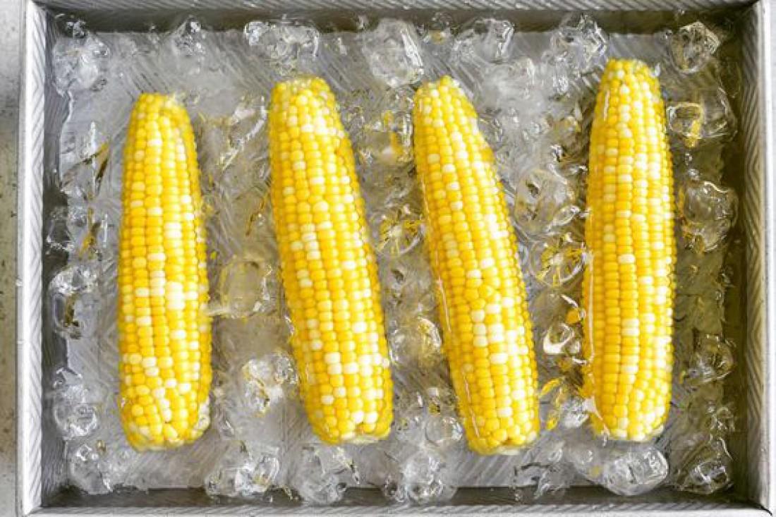 Как заморозить кукурузу на зиму?
