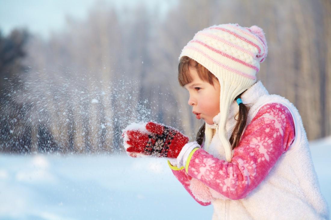 Как понять, что у ребенка обморожение