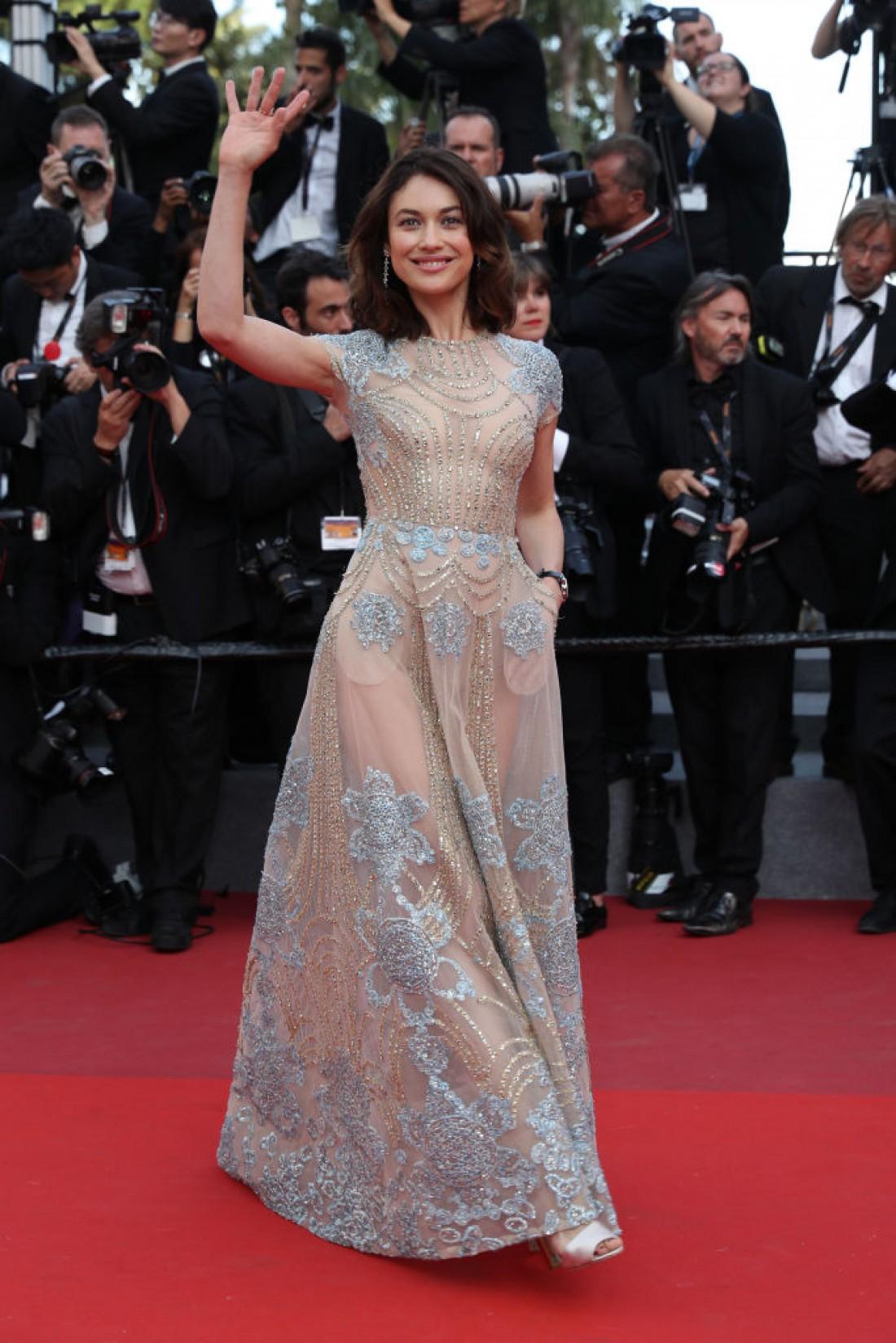 Каннский кинофестиваль 2017: Ольга Куриленко