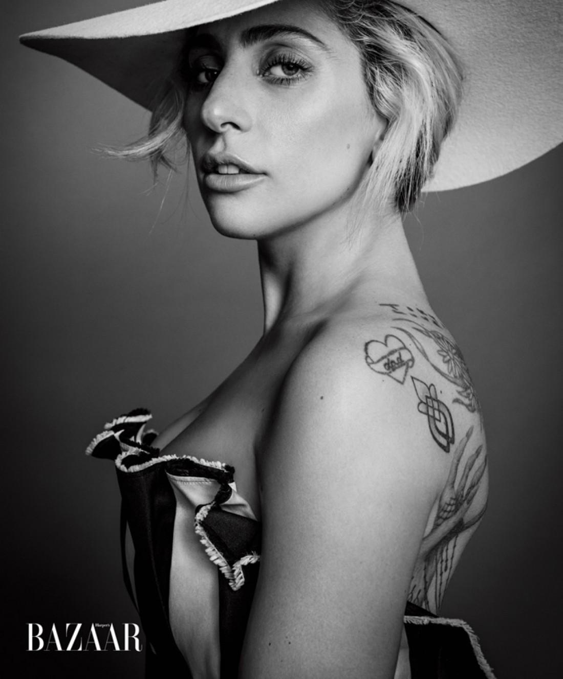 Lady Gaga для Harper's Bazaar