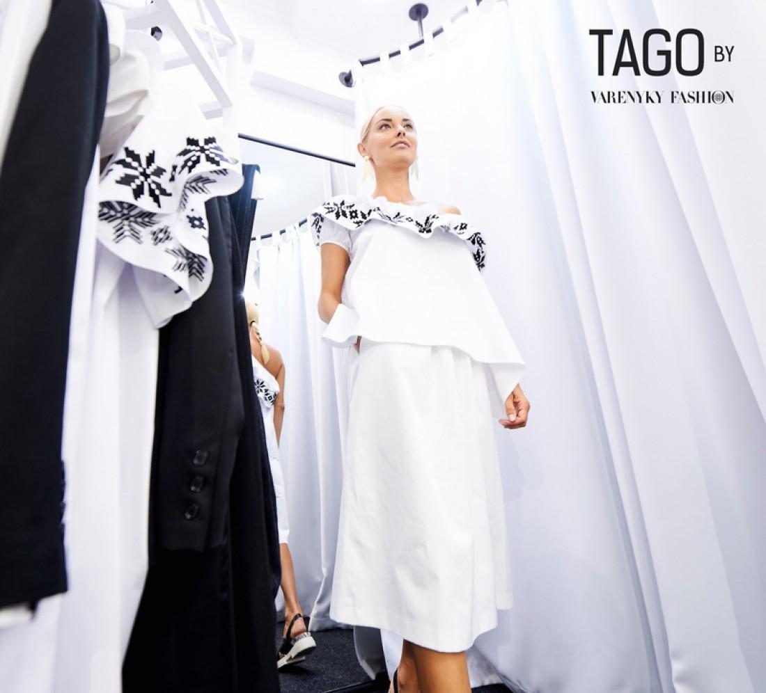TAGO by Varenyky Fashion