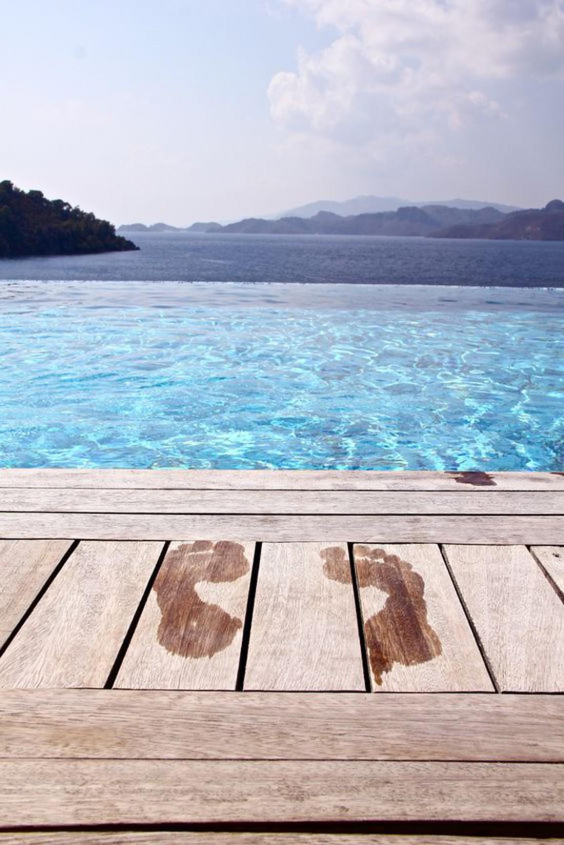 Фото жены в бассейне 26 фотография