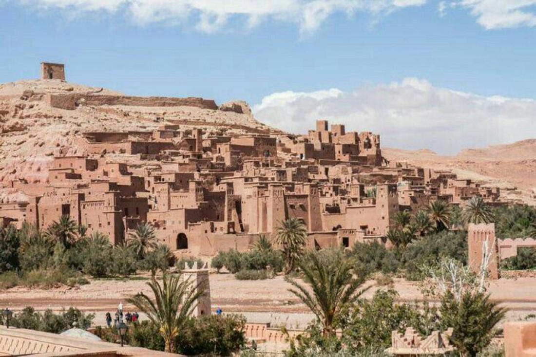Город Аит-Бенхадду