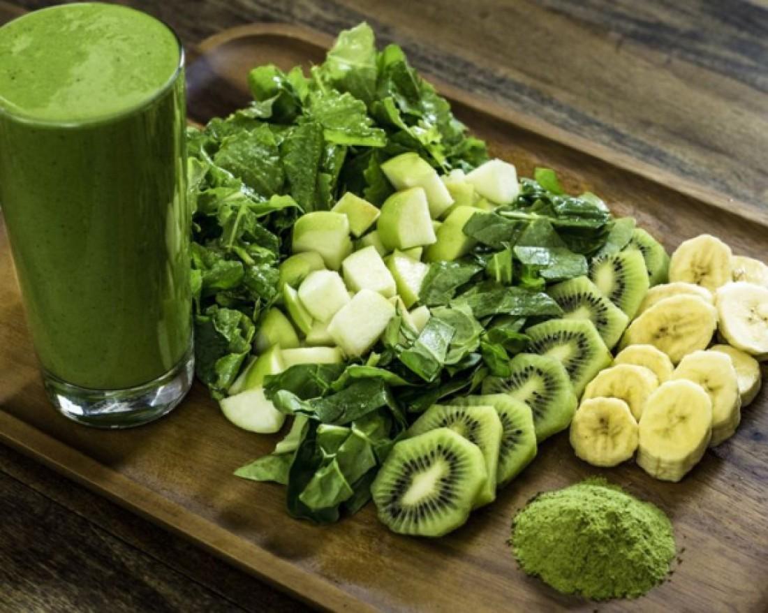 Зеленые овощи повышают половое влечение