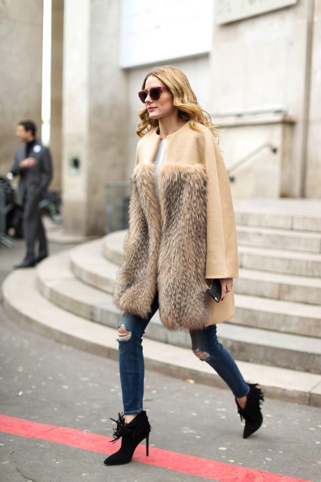 Модные образы Оливии Палермо