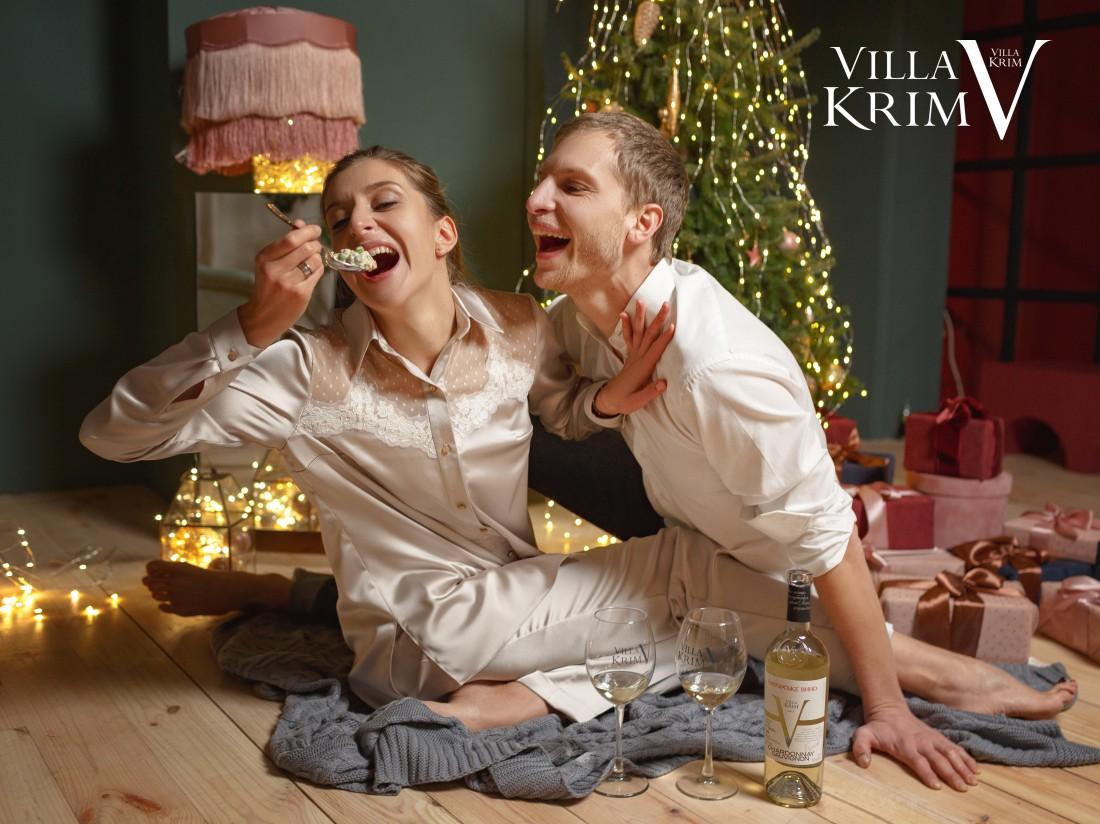 Вино Villa Krim и особенности новогоднего фудпейринга: 5 полезных советов
