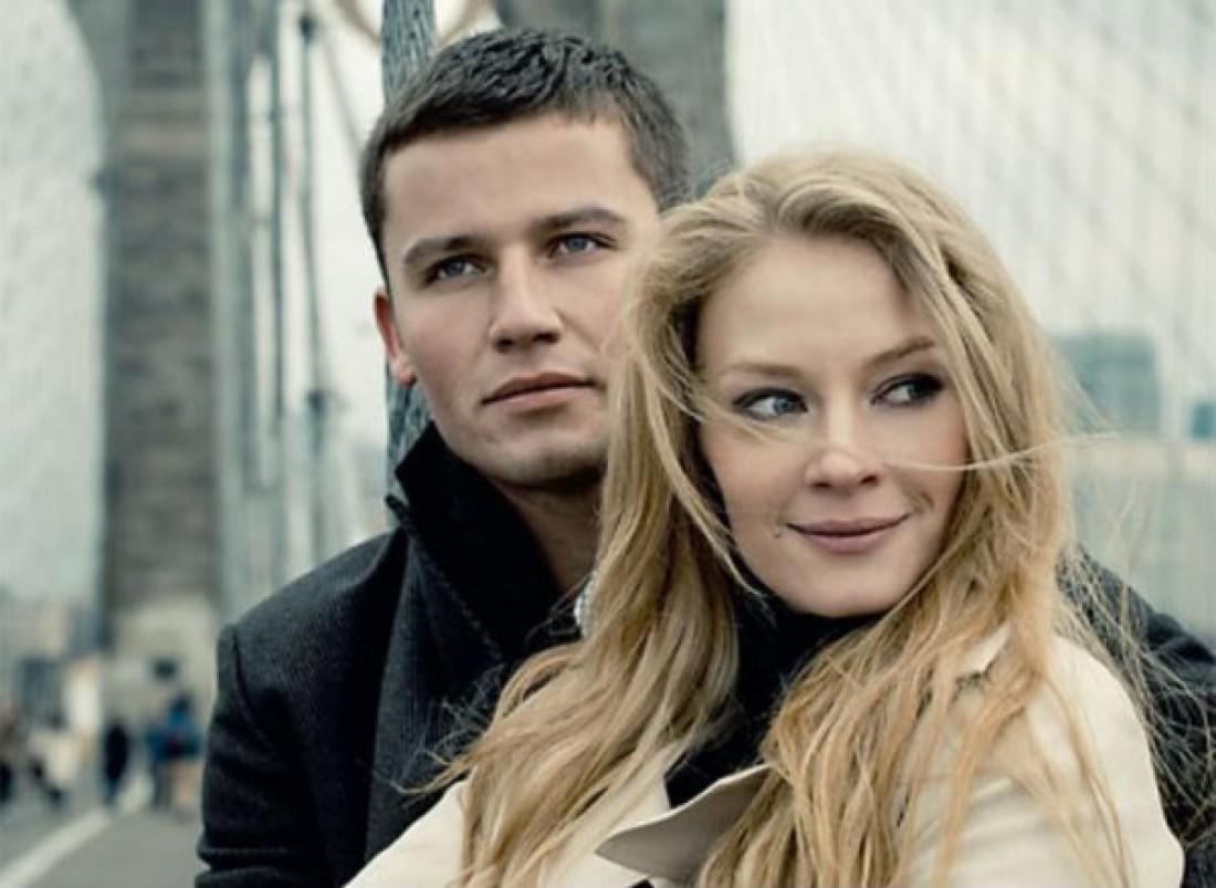 Светлана Ходченкова с бывшим женихом Георгием Петришиным