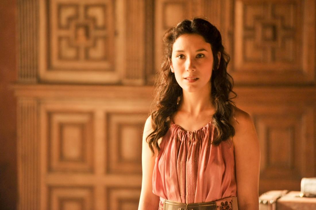 Актриса в сериале Игра престолов
